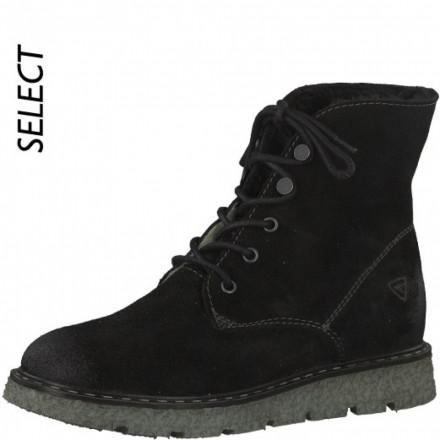 Ботинки женские Tamaris 1/1-26274/29 001 BLACK