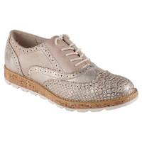Туфли женские s.Oliver 5/5-23616/28 592 ROSE COMB