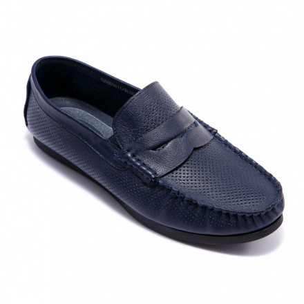 Мокасины мужские Welfare 120665511/BLUE/36