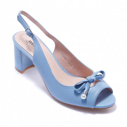 Босоножки женские Welfare 630046111/BLUE/36