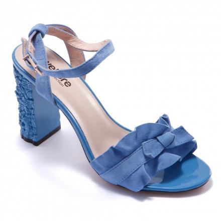 Босоножки женские Welfare 240716141/BLUE/36