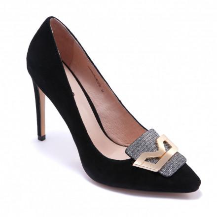 Туфли женские Welfare 480480241/BLK/36
