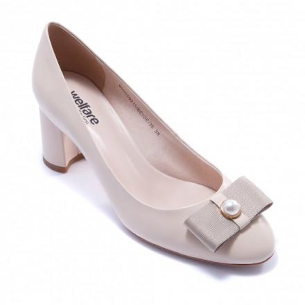 Туфли женские Welfare 600050211/BEIGE/36
