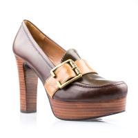 Туфли женские Pedro Miralles 7550 DREAM CASTANO