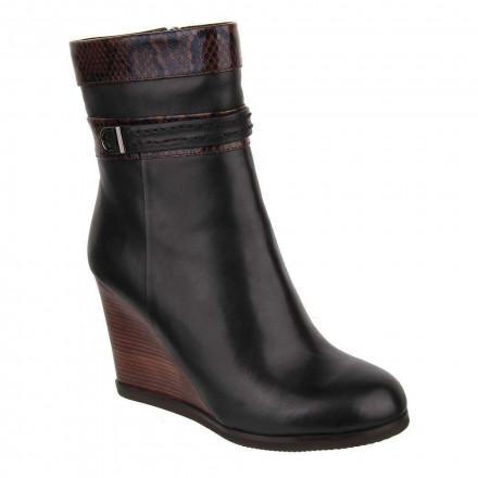 Ботинки женские Welfare 300222113/BLK/29