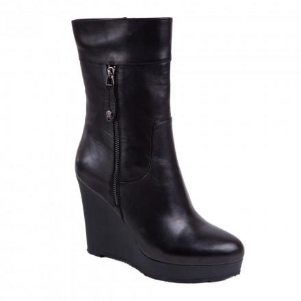 Ботинки женские Welfare 370162112/BLK/29