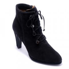 Ботинки женские Caprice 9/9-25103/23 004 BLACK SUEDE