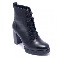Ботинки женские Tamaris 1/1-26121/23 003 BLACK LEATHER