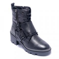Ботинки женские MEXX MXLB0007W 1000 BLACK