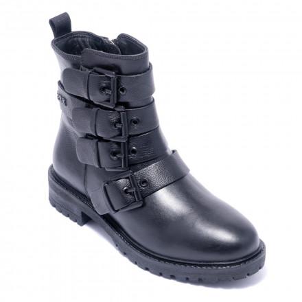 Ботинки женские MEXX MXLB0009W 1000 BLACK