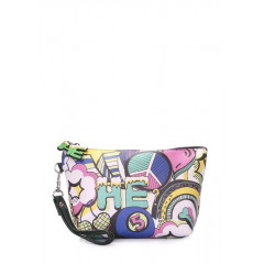 Косметичка POOLPARTY mns-cosmeticpouch-graffiti