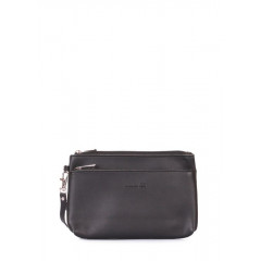 Клатч POOLPARTY mns-wristbag-black