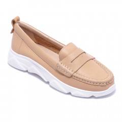 Мокасини жіночі Welfare Pulse 770041111/D.BEIGE/40