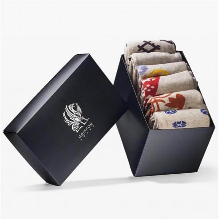 Носки Griffon Linen amulet box