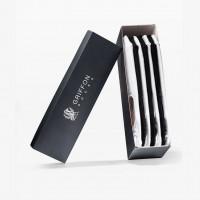 Носки Griffon Black-white liner box