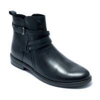 Ботинки женские Marco Tozzi 2-2-25017-35 096 BLACK ANT.COMB