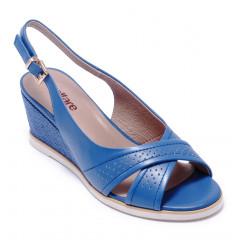 Босоножки женские Welfare 272466311/BLUE/40