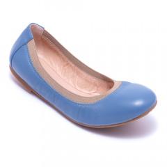 Балетки жіночі Welfare 540541111/BLUE/40