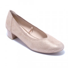 Туфли женские Caprice 9/9-24301/24 424 BEIGE SNAKE