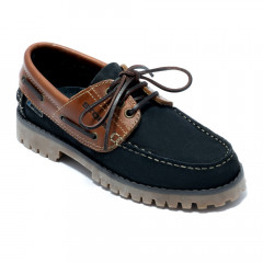 Туфли женские KayakStorm 150E NAVY\BROWN