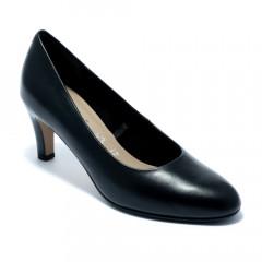 Туфли женские Tamaris 1-1-22414-25 003 BLACK LEATHER