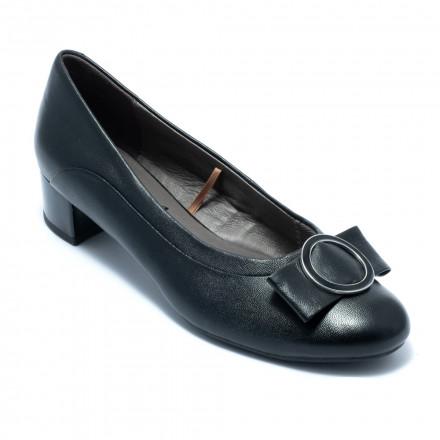 Туфли женские Caprice 9-9-22302-25 022 BLACK NAPPA