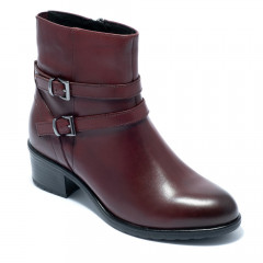 Ботинки женские Caprice 9-9-25437-25 540 BORDEAUX NAPPA
