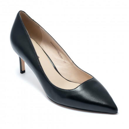 Туфли женские Welfare 600270111/BLK/41