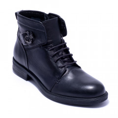 Ботинки мужские Welfare 216030 BLACK
