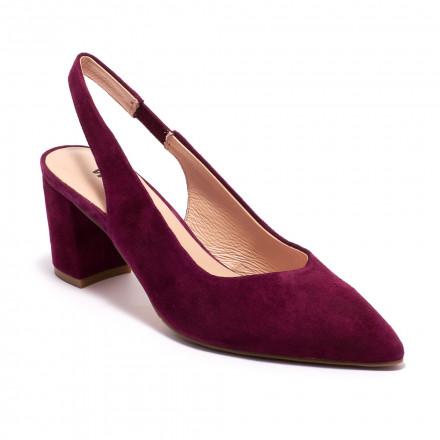 Туфлі жіночі Welfare 540486141/BORDO/42