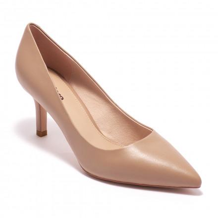 Туфли женские Welfare 600260111/BEIGE/42