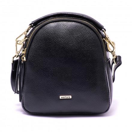 Жіноча сумка Welfare 8208 BLK