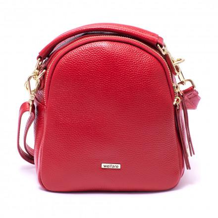 Жіноча сумка Welfare 8208 BORDO