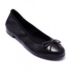Балетки женские Marco Tozzi 2-2-22100-26 002 BLACK ANTIC