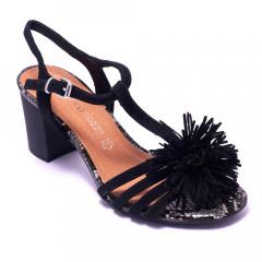 Босоніжки жіночі Marco Tozzi 2-2-28385-26 001 BLACK