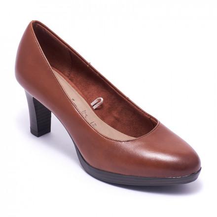 Туфли женские Tamaris 1-1-22410-27 305 COGNAC
