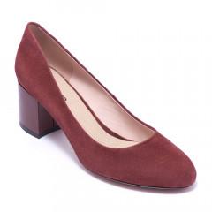 Туфли женские Welfare 600390141/BORDO/43