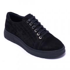 Туфлі чоловічі Welfare 333211221/BLK/43