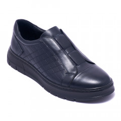 Туфлі чоловічі Welfare 333211111/D.BLUE/43