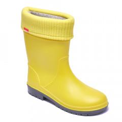 Резиновые сапоги женские Welfare VIN 801 Жовтий