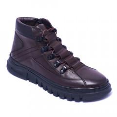 Ботинки мужские Welfare 1K0621-3506 BROWN MATDO