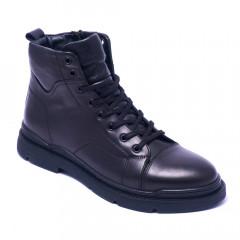 Ботинки мужские Welfare 1K0625-8222 BLACK ANTIQUE