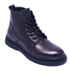 Ботинки мужские Welfare 1K0658-8222 BLACK ANTIQUE
