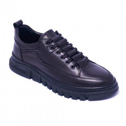 Туфли мужские Welfare 1K0684-3506 BLACK ATLAS