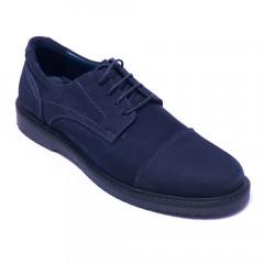 Туфлі чоловічі Welfare 1K0696-2509 NAVY DANTE