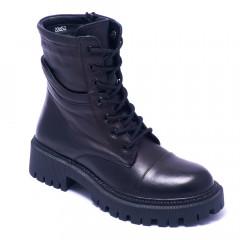 Ботинки женские Welfare 22652 Black LTHR