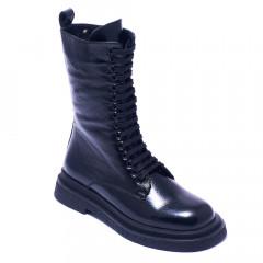 Ботинки женские Welfare 20360 Black LTHR