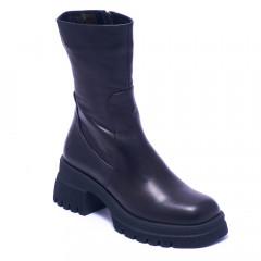 Ботинки женские Welfare 2317 Black LTHR
