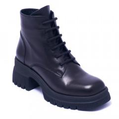 Ботинки женские Welfare 2319 Black LTHR