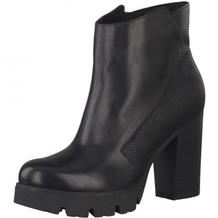 Ботинки женские Marco Tozzi 2/2-25445/29 096 BLACK ANT.COMB
